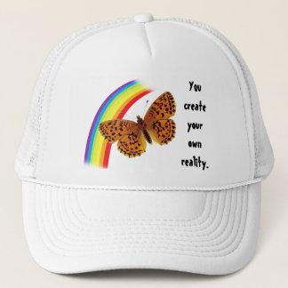 Own Reality Trucker Hat