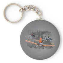Own the Sky Keychain