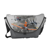 Own the Sky Messenger Bags at Zazzle