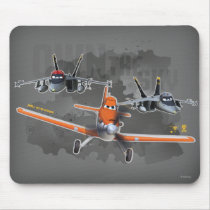 Own the Sky Mouse Pad