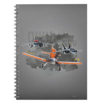 Own the Sky Spiral Notebook
