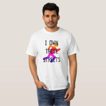 Own The Streets Jogger - Running Athletic Shirt