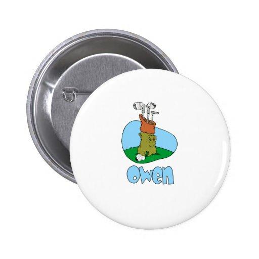 Owne Pin Redondo 5 Cm