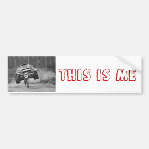 owned-41174, owned, this is me bumper sticker