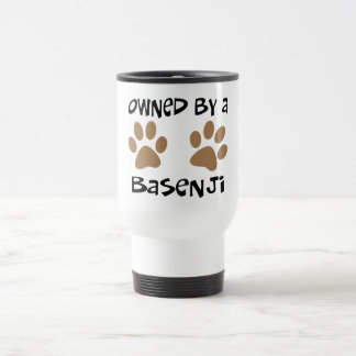 Owned By A Basenji Mugs