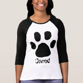 Owned By A Cat Tees