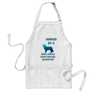 Owned by a Nova Scotia Duck Tolling Retriever Adult Apron