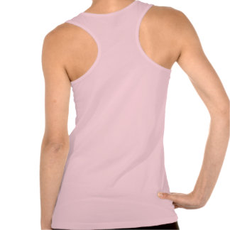 Owned By Goddess Kyaa pink ladies tank top