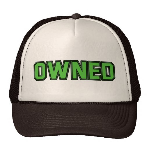 OWNED Hat
