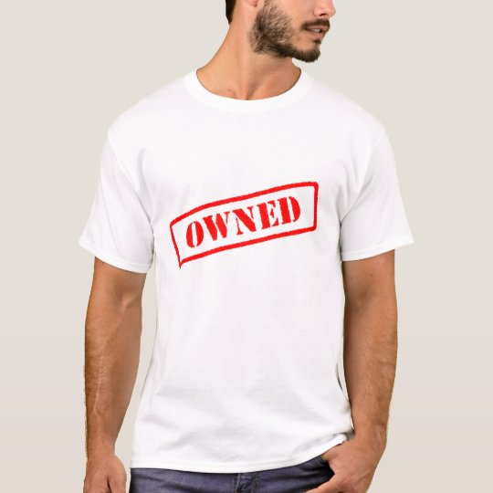 Owned Stamped T-Shirt