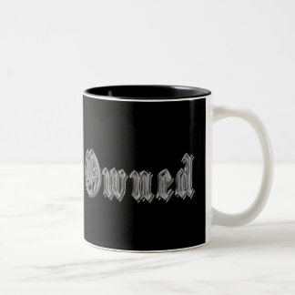 Owned Two-Tone Coffee Mug