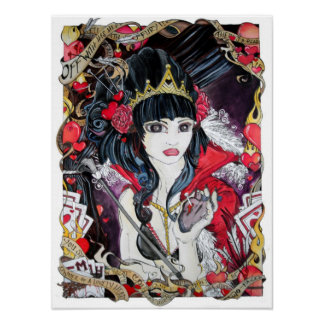 OWNER OF A LONELY HEART PRINT