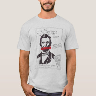 OWS abe lincoln T-Shirt