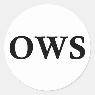 OWS ETIQUETA
