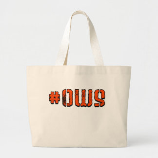 #OWS LARGE TOTE BAG