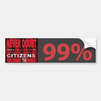 OWS Support Bumper Sticker