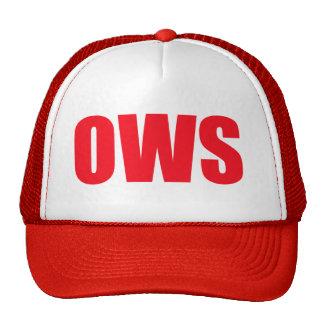 ows trucker hat