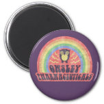 Owsley Pharmaceuticals 2 Inch Round Magnet