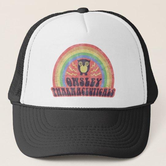 Owsley Pharmaceuticals Trucker Hat