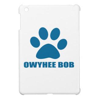 OWYHEE BOB CAT DESIGNS iPad MINI CASES