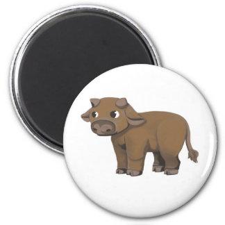 Ox 2 Inch Round Magnet