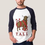 """Ox 45 T-shirt<br><div class=""""desc"""">be just like tack on your way to the frankie avalon place just watch out for buffalo butts!</div>"""