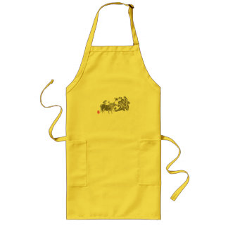 Ox_5x2cap Long Apron