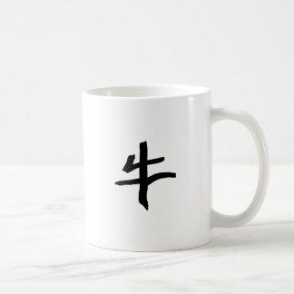 Ox Character Classic White Coffee Mug