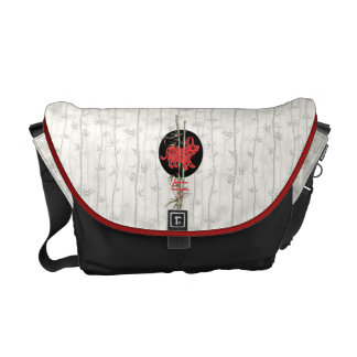 Ox (chinese zodiac) messenger bags