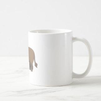 Ox Classic White Coffee Mug