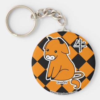 Ox Design keychain
