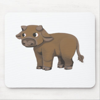 Ox Mouse Pad