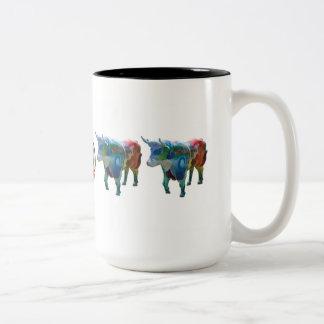 """Ox Power"" 15 oz mug"