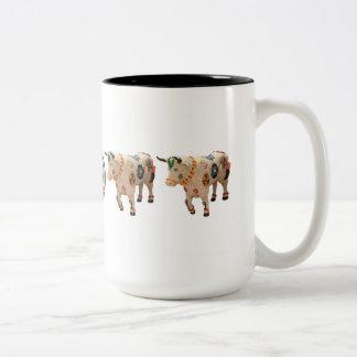 """""""Ox Tops"""" 15 oz mug"""