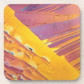 Oxalic Acid Crystals Coaster