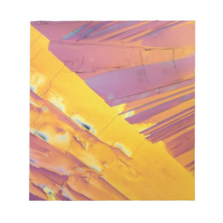 Oxalic Acid Crystals Memo Notepad