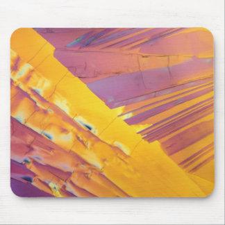 Oxalic Acid Crystals Mouse Pad
