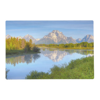 Oxbow Bend Placemat