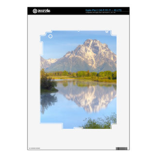 Oxbow Bend Decals For iPad 3