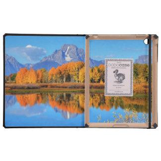Oxbow Bend Sunrise Case For iPad