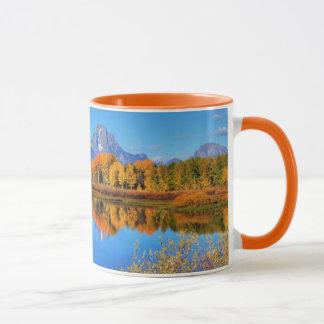 Oxbow Bend Sunrise Mug