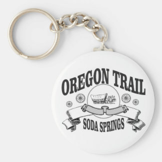 oxen to soda springs keychain