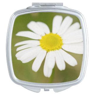 Oxeye Daisy Makeup Mirror