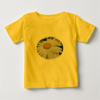 Oxeye Daisy Wildflower Floral Items Baby T-Shirt