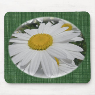 Oxeye Daisy Wildflower Floral Items Mouse Pad