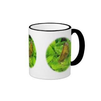Oxeye Daisy Wildflower Floral Items Ringer Coffee Mug