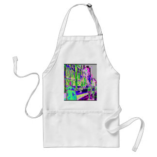 Oxford 1986 snapshot 003 The MUSEUM Zazzle Gifts c Adult Apron