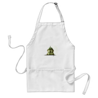 Oxford 1986 snapshot 023 o The MUSEUM Zazzle Gifts Adult Apron