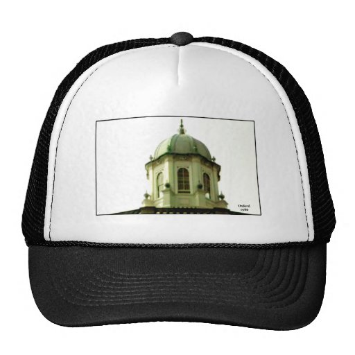 Oxford 1986 snapshot 023 The MUSEUM Zazzle Gifts c Trucker Hat