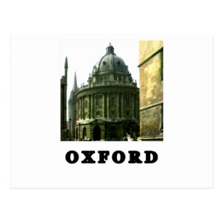 Oxford 1986 snapshot 143 Black The MUSEUM Zazzle G Postcard